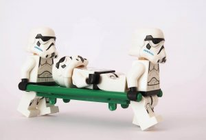 Stormtrooper soldiering on Naturopath Brisbane