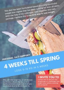 Weight-Loss-4-weeks-to-spring-food-as-medicine
