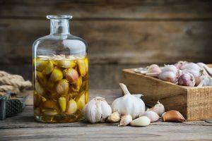 Garlic elixir