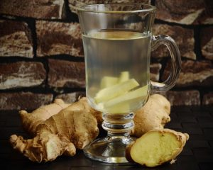 ginger tea for cough
