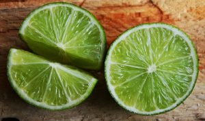 lime high in vitamin C