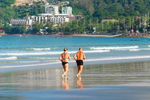 run on beach weight loss