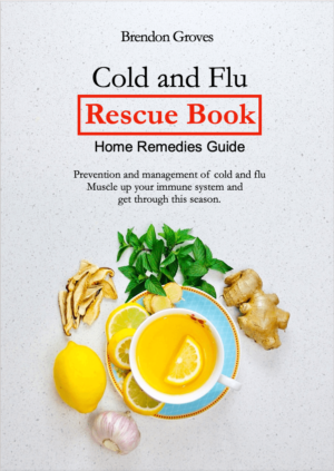 Cold and Flu Rescue Book
