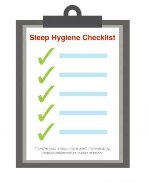Sleep Hygiene Checklist