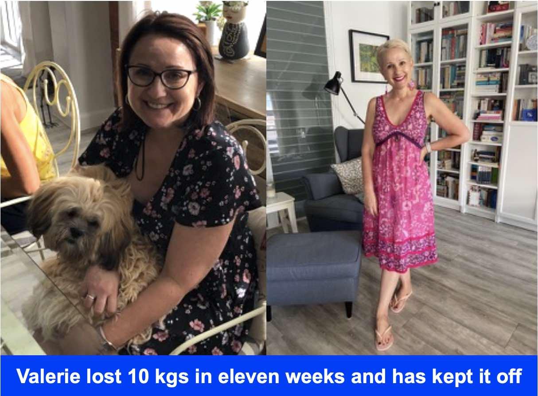 Valerie Groves Lifestlye Diet Before After 1