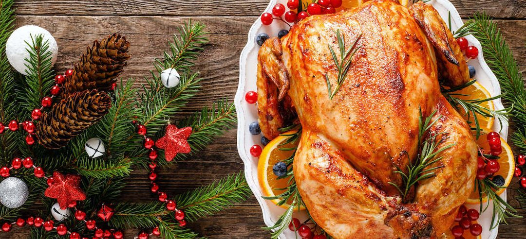 How to Make a Healthy Christmas Dinner